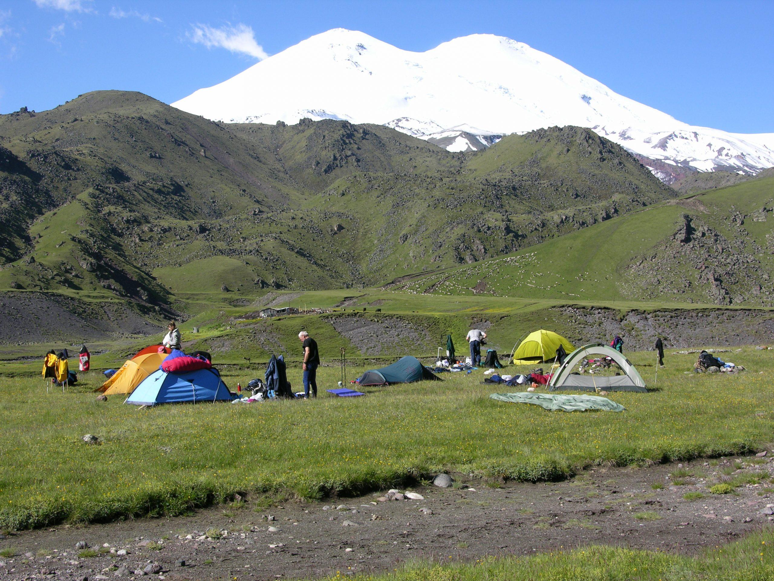 Elbrus Reisen Titelbild