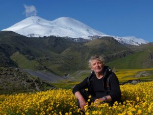 der Elbrus von Norden im Juni 2014