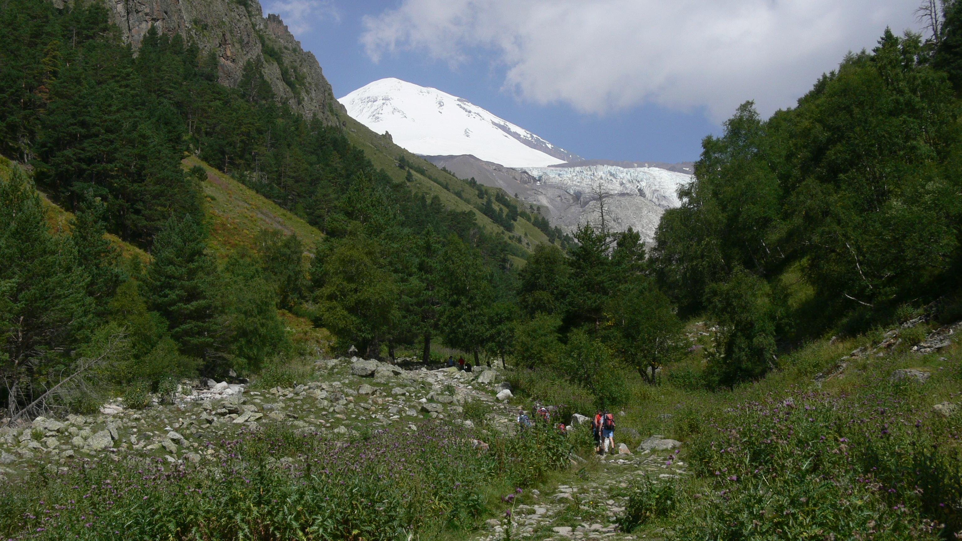 019 Elbrus vom Süden