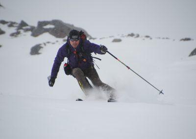 Ski Tour Elbrus Überschreitung 2014