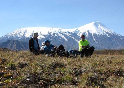 Kamtschatka: hohe Vulkangipfel und unbekannte Bärenpfade