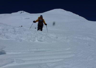 Skitour auf den Elbrus und Ski Tour Elbrus Überschreitung : Gipfelerfolge