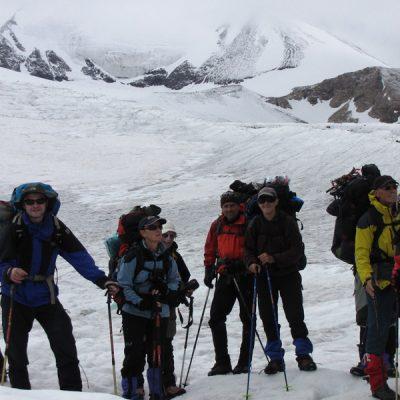 Elbrus vom Norden mit Trekking – 15 Tage