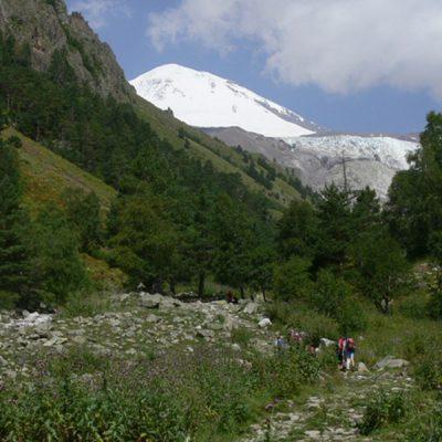 Elbrus von Süden 9 Tage Budgetvariante mit Durchführungsgarantie bei allen Terminen
