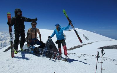 Elbrus-Reisen Winterprogramme im Überblick
