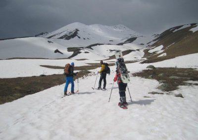 Elbrus-Skitour