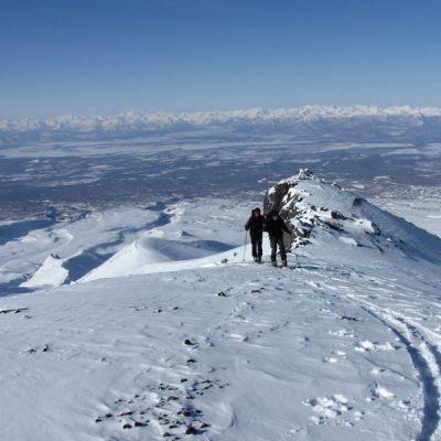 Skitour und Skiwandern auf Kamtschatka 14 Tage