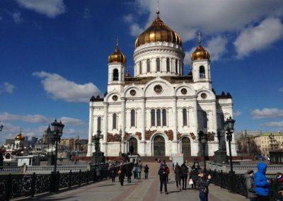 Wochenendtripp, Städtereise oder zubuchbare Option: Moskau – Klassisch und Modern