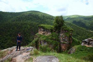 der Kaukasus, Elbrus von Norden
