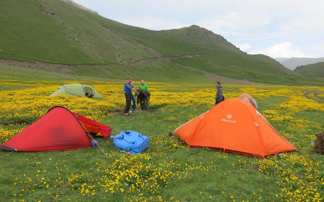 Elbrus von Norden Touren 2016