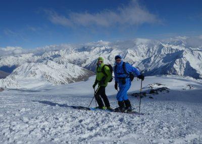 Elbrus Ski Touren