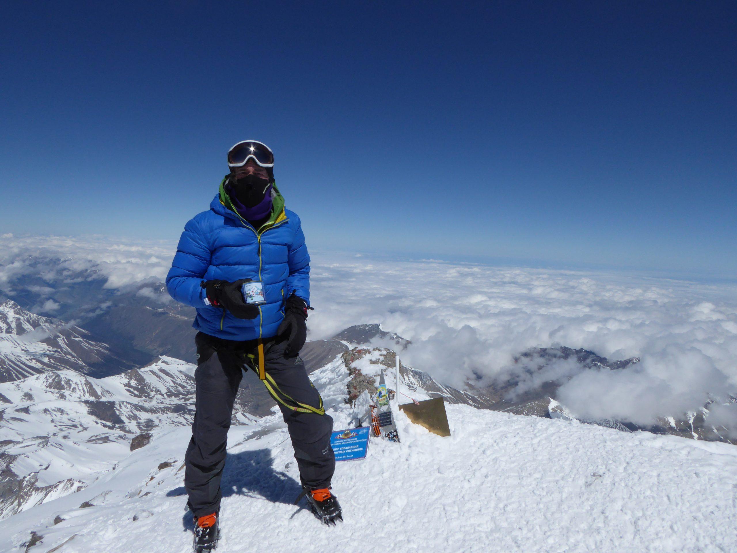 Reisebericht Ski Tour Elbrus 2