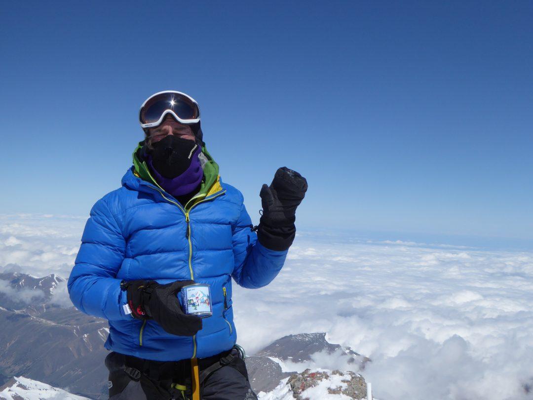 Ski Tour auf den Elbrus 2016