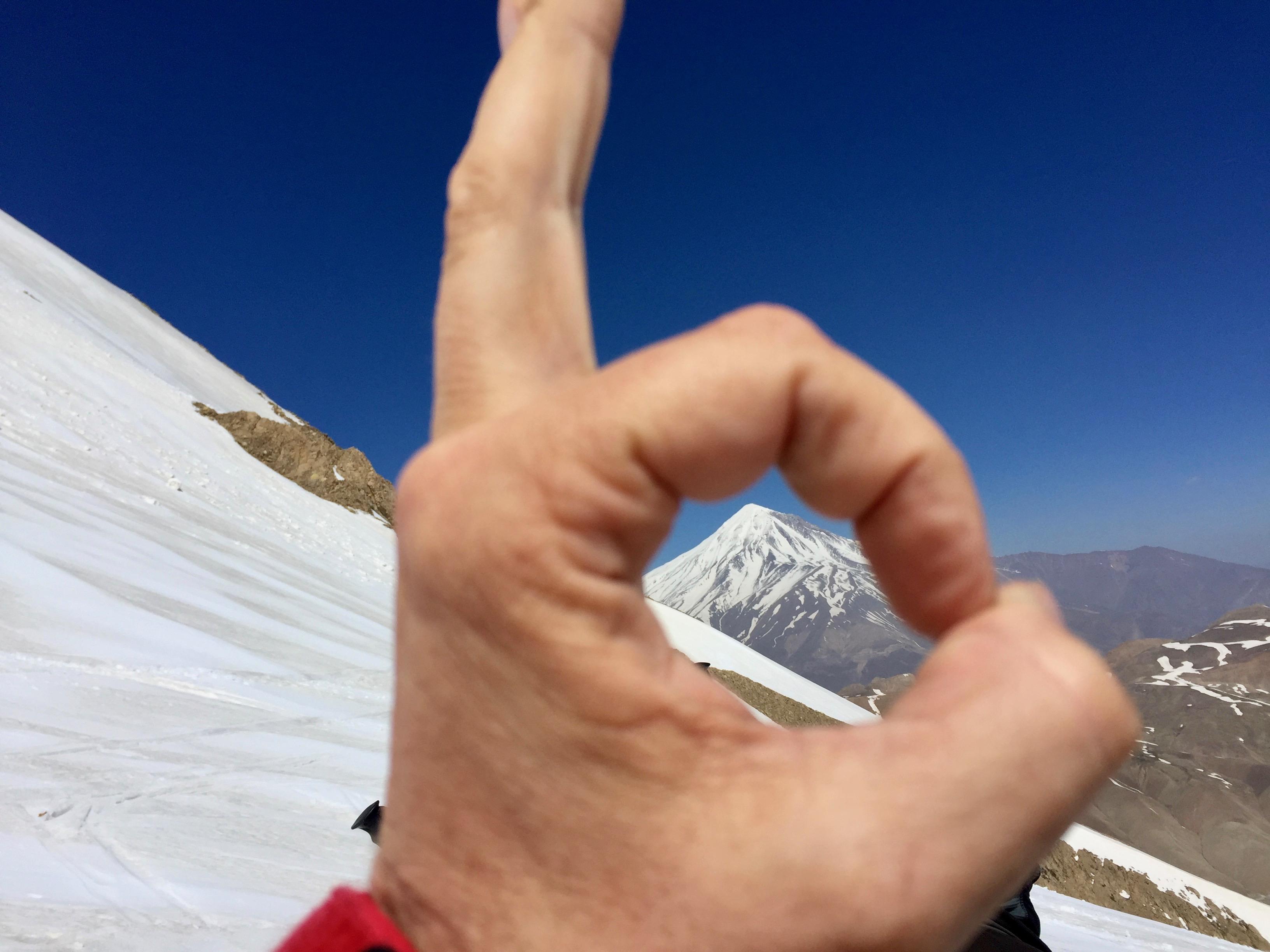 Damavand Skitour und Kultur im Iran 2
