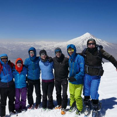 Damavand Skitour Kultur Iran