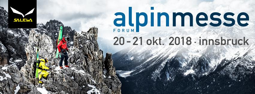 Alpinmesse Innsbruck – noch 12 Tage bis zur Eröffnung!