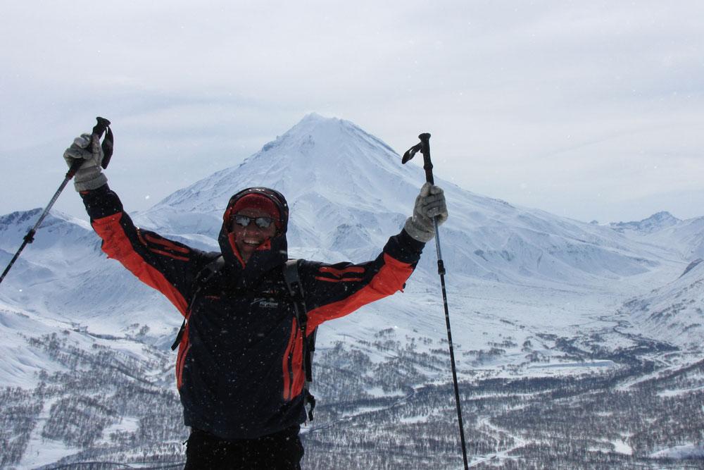 Elbrus Reisen Tour Kamtschatka