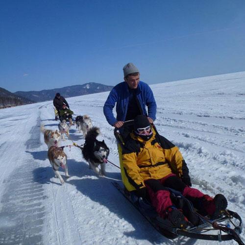Erlebnis Reise Baikalsee im Winter