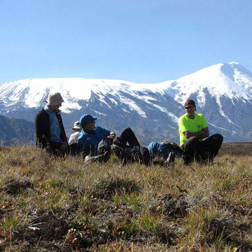 Aktuelle Tour Kamtschatka Vulkangipfel Baerenpfade