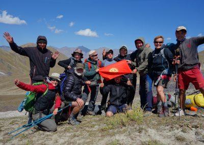 Kirgisien: Trekking im westlichen Tien Schan