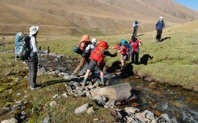 Pickt euch die Rosinen raus! Sommer 2020: Baikalsee im Sommer, Trekking in Kirgisien und   Elbrus + Kasbek von Norden