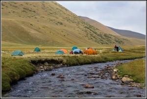 078 Camp in Western Kara-Kulja Valley